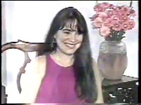 Chamada - Gente de Expressão - Bruna Lombardi - 1992