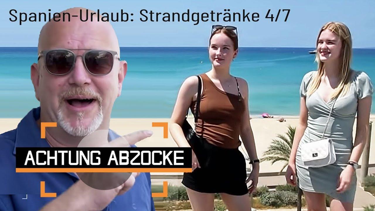 Wucherpreise am Strand: Lockvögel machen den Getränke-Test!   4/7   Achtung Abzocke   Kabel Eins
