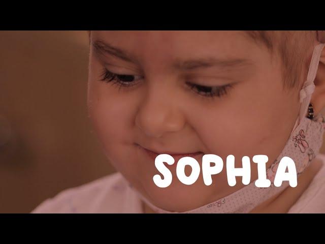 História da Sophia, paciente de Leucemia Linfoide Aguda
