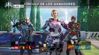 Call of Duty®: Black Ops III sacando las rachitas
