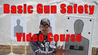 Basic Gun Safety Video Course-Handgun Safety Video Course-Gun …