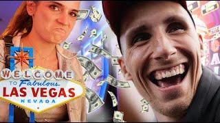 Ile wygraliśmy w jedną noc w Vegas?