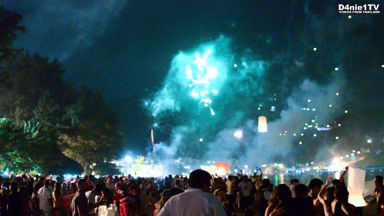 patonghappy new year 2014 2015 phuket thailand youtube