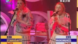 NML 2006 Mokinukes-du gaideliai
