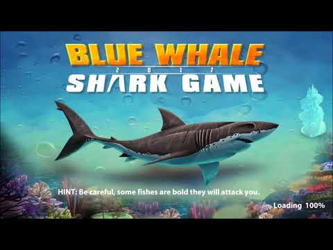 ►Blue Whale 2017 - Shark Blue Whale Game - Episode#2 | Android HD Gameplay