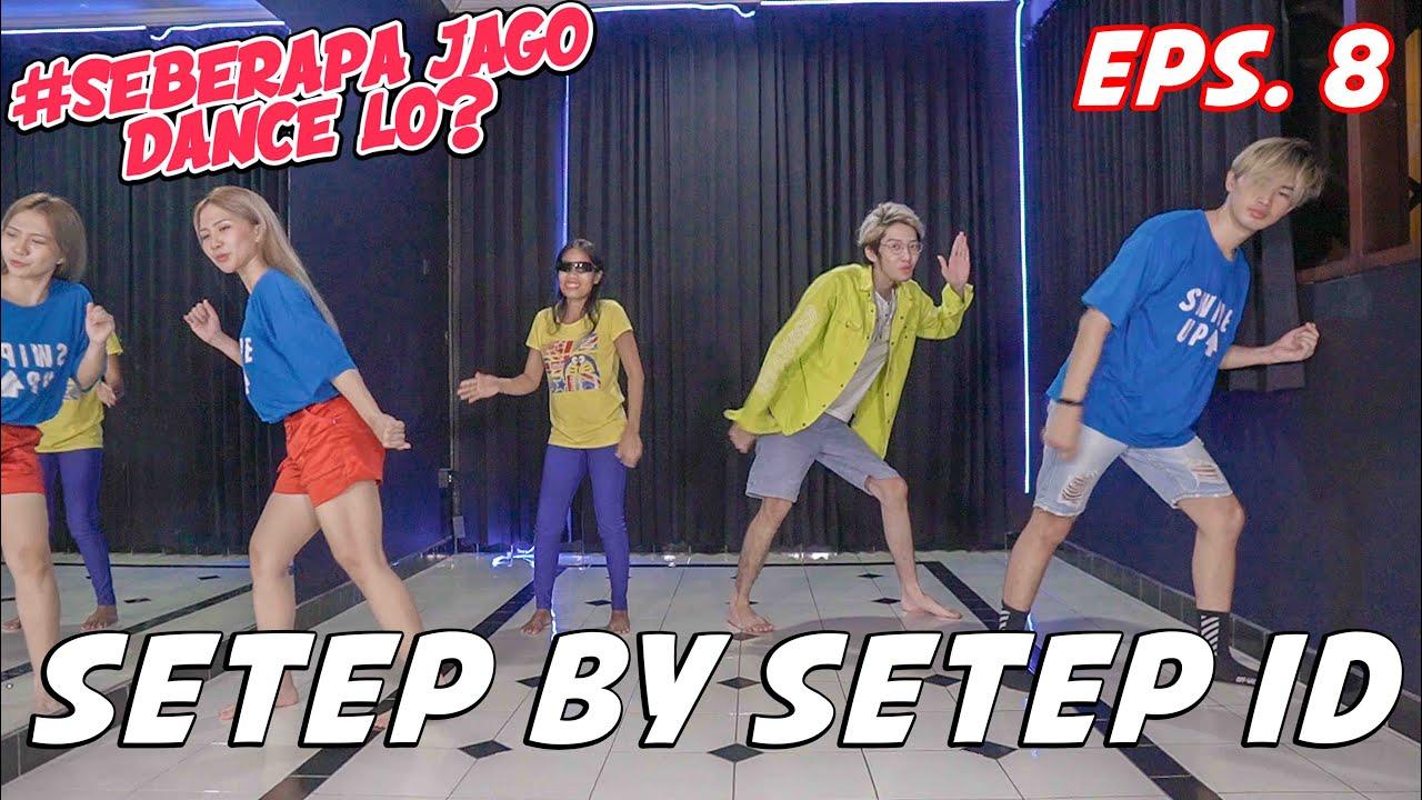 NGAKU2 STEP BY STEP ID!! JAGO GAK NIH?! DANCE KEKEYI BUKAN BONEKA!! | #SeberapaJagoDanceLo Eps.8