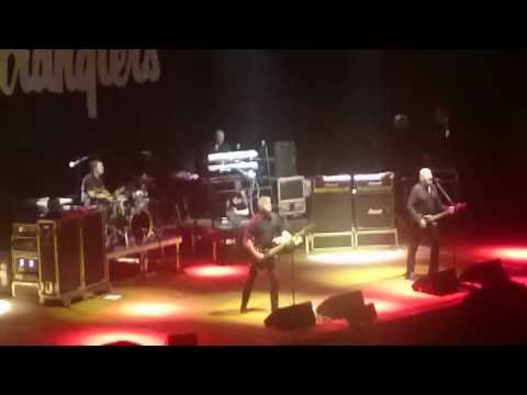 The Stranglers, Live in Tel Aviv, first 3 songs,17/11/16
