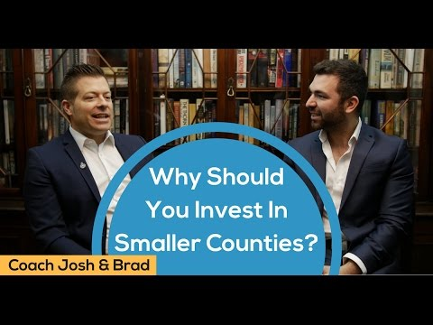 Why Should I Invest In Smaller Cities & Counties?