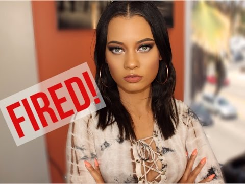 I GOT FIRED FROM A SALON! | Storytime