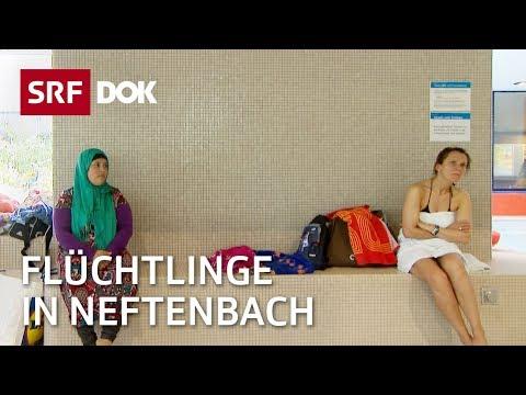 Flüchtlinge in Neftenbach