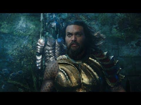 Aquaman - Trailer español (HD)