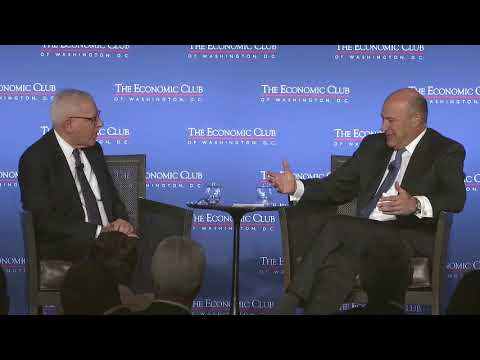 The Honorable Gary D. Cohn, Assistant to the President for Economic Policy