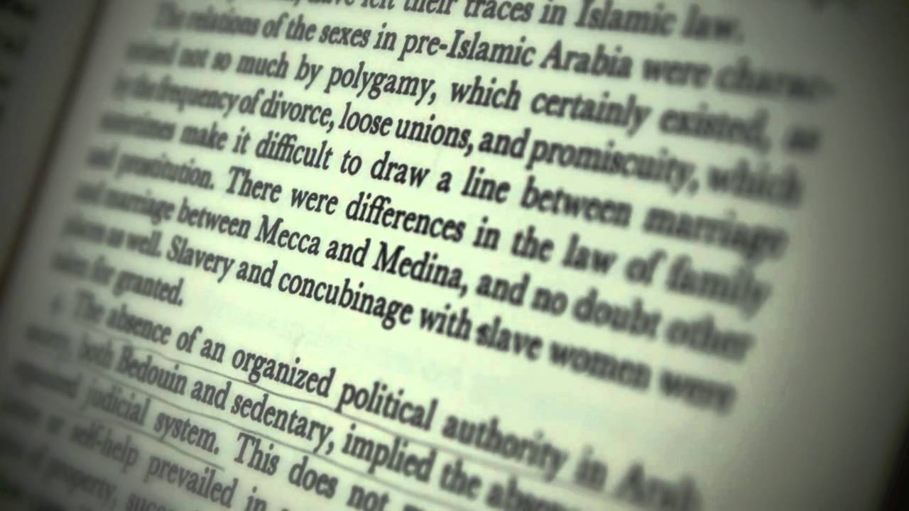 introduction to islamic law pdf