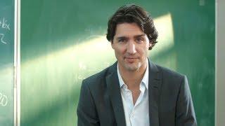 Justin Trudeau -- L