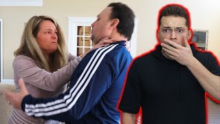 DAD CAUGHT CHEATING! (NEW GIRLFRIEND)