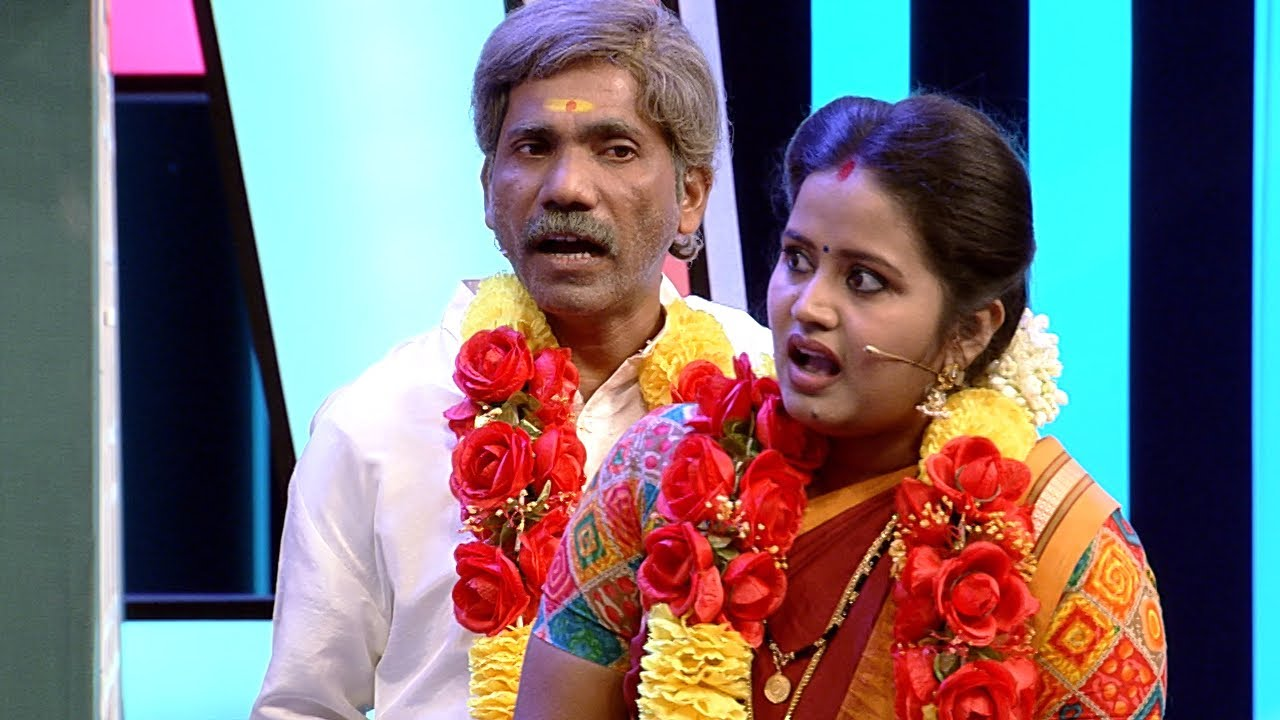 Thakarppan Comedy l Newly  married couple  l Mazhavil Manorama