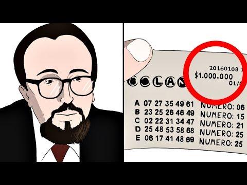 Este Hombre Engaño Al Sistema Y Ganó La Lotería 14 Veces, Esta Fue Su Fórmula