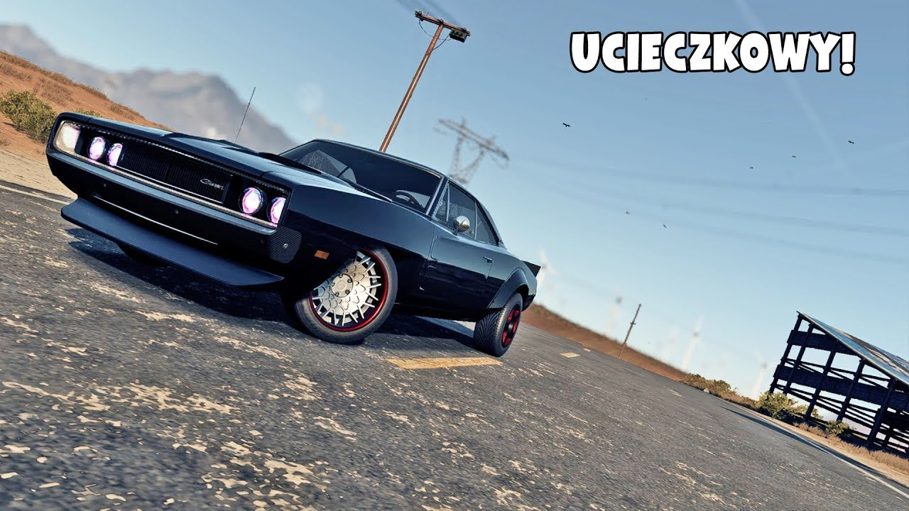 Dodge Charger Ucieczkowy! | Need For Speed Payback