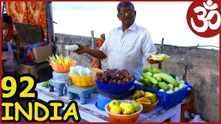Поход на катере Мумбаи  Остров Элефанта Вкусная еда. ИНДИЯ 92