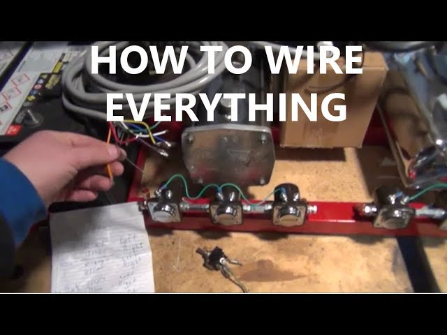 How to wiring with hydraulics - YouTubeYouTube