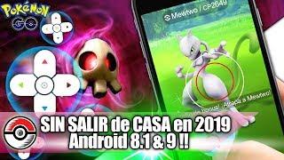 """SOLUCION Android 8.1 y 9"" ¡ JOYSTICK Pokemon GO 2019 ! TUTORIAL DEFINITIVO 99,9% H4CK Android"