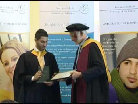 Glamorgan Business School - Prize Ceremony 2009