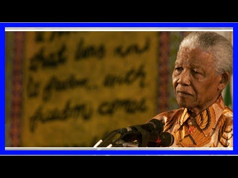 News today-Nelson mandela in a foreign trust mystery-icij