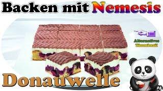 Backen mit Nemesis: #17 - Donauwelle | [Full HD] ★ [Deutsch]