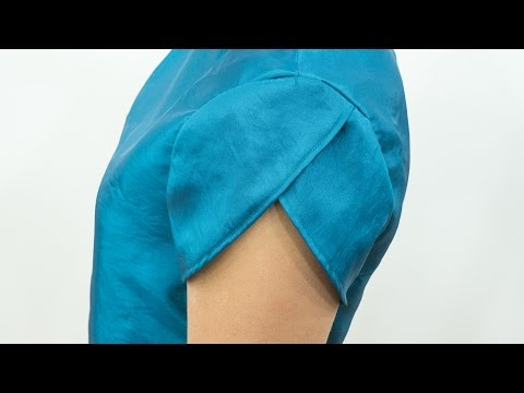 How to Create and Sew a Tulip Sleeve