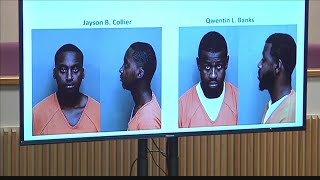 Two Arrested In Connection With Hopkins County Bank Robberies