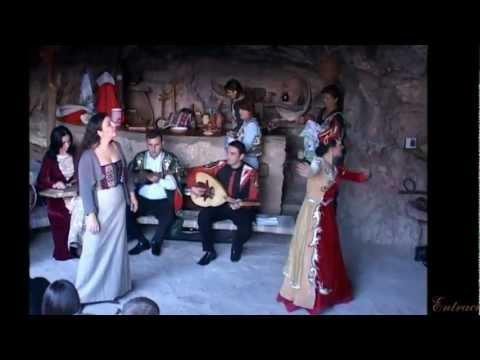 AREG Traditional Armenian Folk Instruments Ensemble - Demo