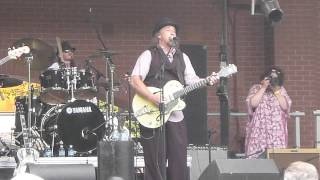 Jimmi And The Band Of Souls- Blues After Sunrise- Lowertown Blues Festival