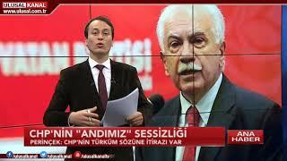 Ana Haber- 30 Ekim 2018- Çağdaş Cengiz- Ulusal Kanal