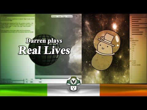 [Vinesauce] Darren revisits Real Lives