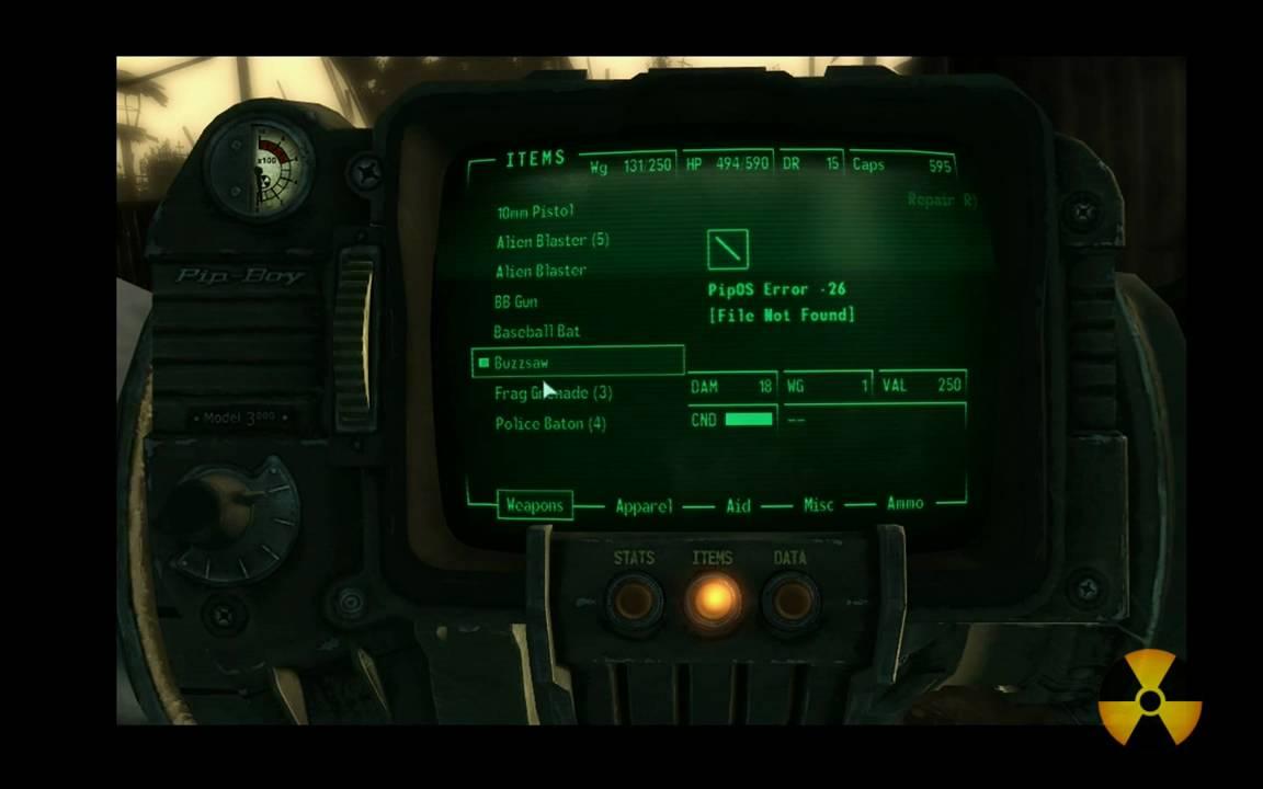Weapon Mod Kits 1.1.7 - Fallout 3 Mods   GameWatcher