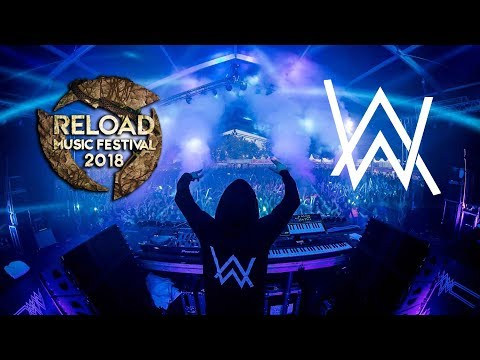 Alan Walker LIVE @ Reload Music Festival 2018