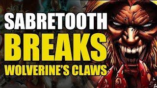Baixar Sabretooth Breaks Wolverine's Claws (Wolverine vs Sabertooth Vol 1)
