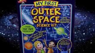 Scientific Explorer My First Outer Space Science Kit 0S6803003