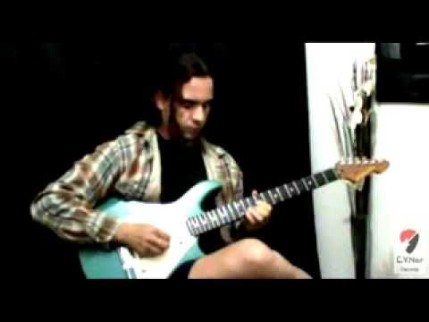 No Rain  Blind Melon Cover  Guitarra Carlos R.Aviña HD