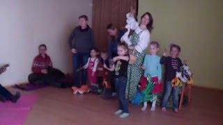 Фото с куклами после сказки. Тобольск 9.05.16(Фото после сказки. Тобольск 9.05.16 Спектакль-игра