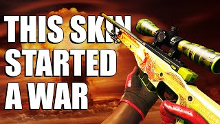 This Skin Started a WAR in the CSGO Community!! | TDM_Heyzeus