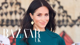 Meghan Markle's journey to becoming the Duchess of Sussex