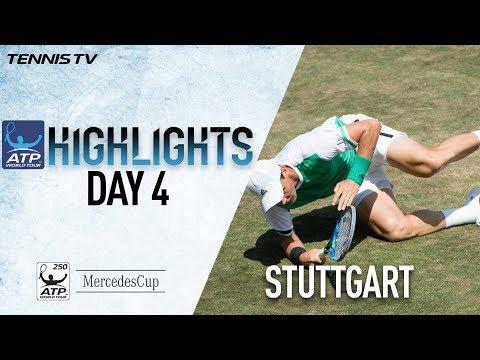 Thursday Snapshot At Stuttgart 2017
