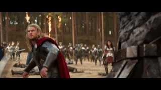Тор 2: Царство тьмы (2013) — Трейлер (дублированный) 1080p