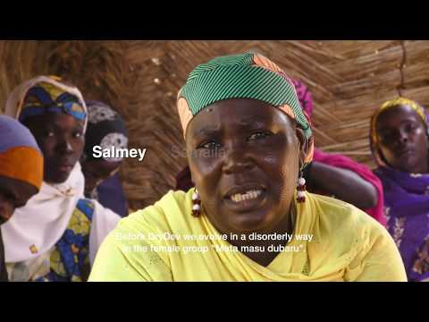 VSLAs Empowering Women in Niger