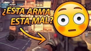 QUE PASA CON ESTA ARMA!!!  Modern Combat 5