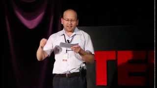 TEDxBishkek - Куштарбек Кимсанов