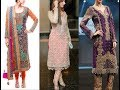 Latest Formal Long Kameez Trend - Indian and Pakistani Fashion style