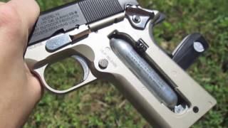 Pistola Airsoft Winchester Model 11