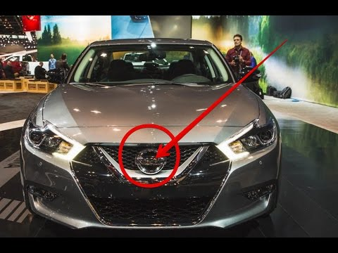HOT NEW !!! 2017 Nissan Maxima Midnight Edition : 2017 ...